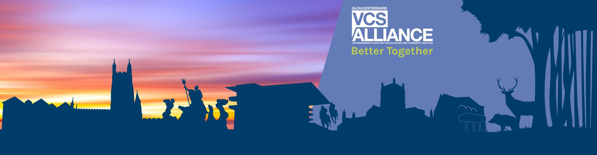Welcome to the Gloucestershire VCS Alliance